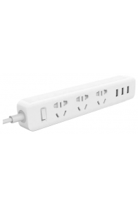 Удлинитель Xiaomi Mi Power Strip 3 на 3 розетки / 3 usb