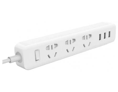 Удлинитель Xiaomi Mi Power Strip 3 на 3 розетки