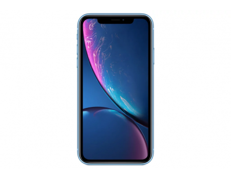 Apple iPhone XR 64Gb синий в Туле