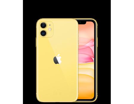 Apple iPhone 11 256Gb желтый в Туле
