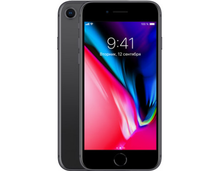 Apple iPhone 8 64Gb Black в Туле