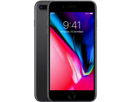 Apple iPhone 8 Plus 64Gb Black в Туле