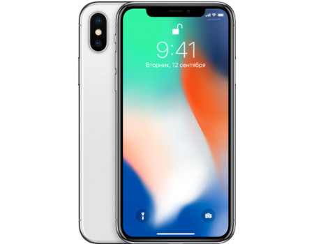 Apple iPhone X 256Gb Silver в Туле