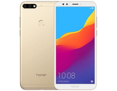 Honor 7C Pro 3/32Gb золотой в Туле