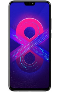 Honor 8X 4/128Gb черный