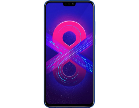 Honor 8X 4/128Gb синий в Туле