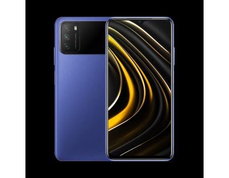 Xiaomi Poco M3 4/64GB Синий в Туле