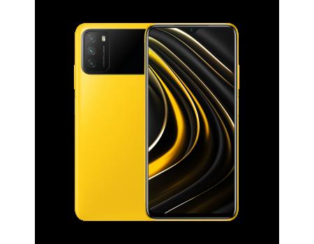 Xiaomi Poco M3 4/128GB Желтый в Туле