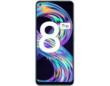 Realme 8 Pro 6/128Gb Синий в Туле