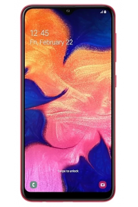 Samsung Galaxy A10 32Gb Красный