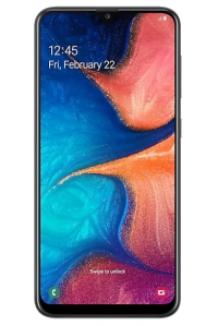 Samsung Galaxy A20 32Gb Черный
