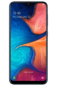 Samsung Galaxy A20 32Gb Синий