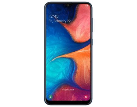 Samsung Galaxy A20 32Gb Синий в Туле