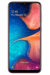 Samsung Galaxy A20 32Gb Красный