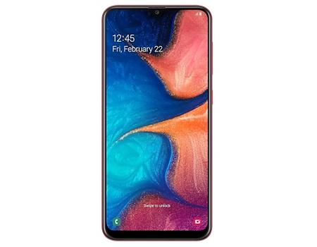 Samsung Galaxy A20 32Gb Красный в Туле