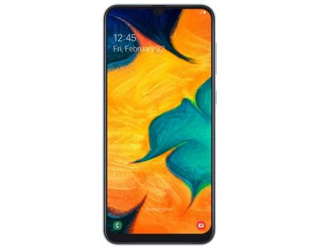 Samsung Galaxy A30 64Gb Белый в Туле