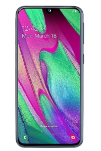 Samsung Galaxy A40 64Gb Черный
