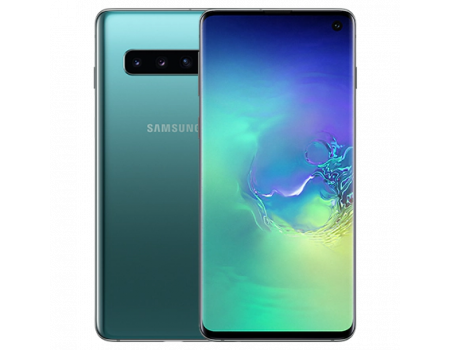 Samsung Galaxy S10 8/128Gb Аквамарин в Туле