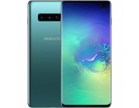 Samsung Galaxy S10+ 8/128Gb Аквамарин в Туле