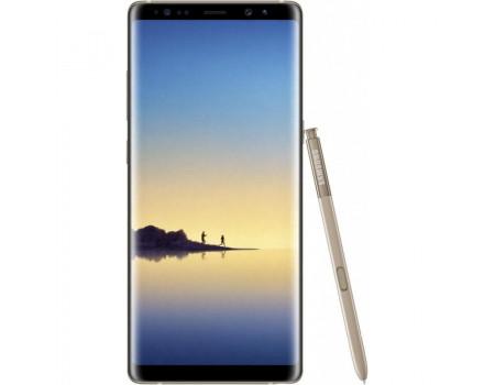 Samsung Galaxy Note 8 (желтый топаз) в Туле