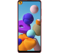 Samsung Galaxy A21s 4/64Gb Красный