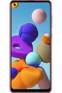 Samsung Galaxy A21s 3/32Gb Красный