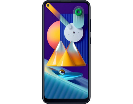 Samsung Galaxy M11 32Gb Черный в Туле
