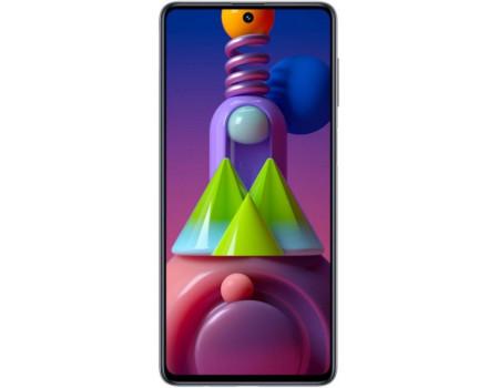 Samsung Galaxy M51 128Gb Белый в Туле