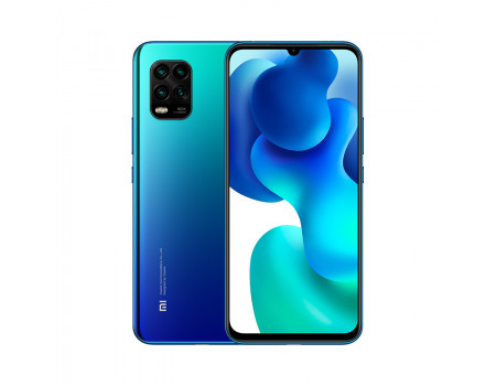 Xiaomi Mi 10 Lite 6/128Gb Синий в Туле
