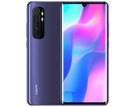 Xiaomi Mi Note 10 Lite 6/64Gb Фиолетовый в Туле