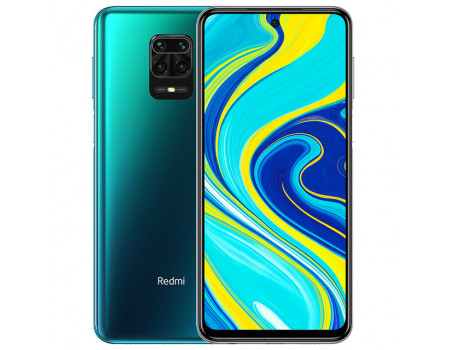 Xiaomi Redmi Note 9S 6/128Gb Синий в Туле