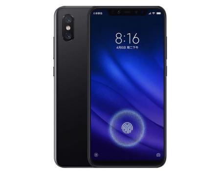 Xiaomi Mi 8 Pro 6/128Gb Черный