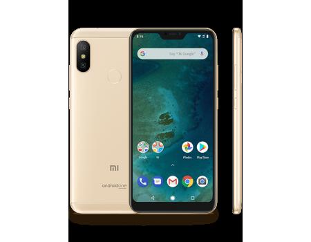 Xiaomi Mi A2 Lite 3/32Gb Gold в Туле