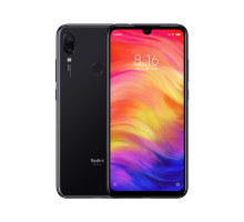 Xiaomi Redmi Note 7 4/128Gb Черный