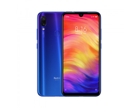Xiaomi Redmi Note 7 3/32Gb Синий в Туле