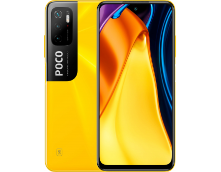 Xiaomi Poco M3 Pro 6/128GB Желтый в Туле