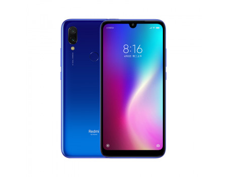 Xiaomi Redmi 7 2/16Gb Blue в Туле