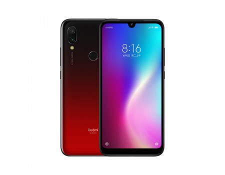 Xiaomi Redmi 7 2/16Gb Red в Туле