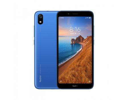 Xiaomi Redmi 7A 2/16Gb Синий в Туле