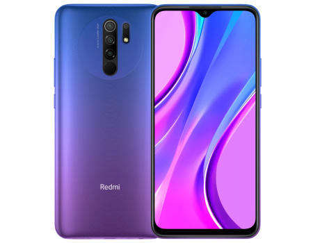 Xiaomi Redmi 9 4/64Gb NFC Фиолетовый в Туле