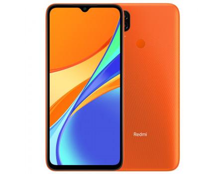 Xiaomi Redmi 9C 3/64Gb Оранжевый в Туле