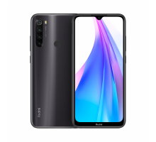 Xiaomi Redmi Note 8T 4/128Gb Черный
