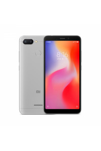 Xiaomi Redmi 6 3/64Gb Gray