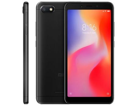 Xiaomi Redmi 6A 2/16Gb Черный в Туле