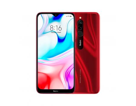 Xiaomi Redmi 8 3/32Gb Красный в Туле